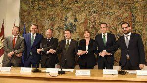 El Gobierno regional hace partícipes a las entidades locales del plan de recuperación económica y social de Castilla-La Mancha a través de los fondos FEDER