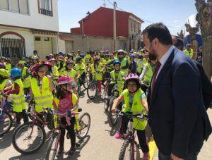 El Gobierno regional impulsa y fomenta que el próximo curso 65 centros educativos más puedan desarrollar Proyectos Escolares Saludables
