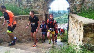 El I Trail Chorreras del Cabriel triunfa en Enguídanos