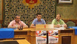 El Polideportivo Municipal San Fernando acogerá este fin de semana el Campeonato de España de Squash por equipos