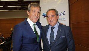 El presidente de Eurocaja Rural asiste a la Junta General de Solimat