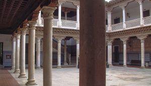 El próximo sábado, día 9 de junio, por la mañana, el Convento de la Piedad permanecerá cerrado para visitas turísticas