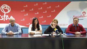 El PSOE de Cuenca califica de increíble que el Ayuntamiento dé 1.500 euros a los pensionistas, frente a los 10.000 que aporta a la asociación Adevida