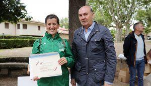 Elena Lozano, gana el pack turístico a Consuegra en la XIV Carrera Ciudad del Doncel