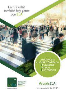 En Castilla La Mancha, cada mes, 3 personas son diagnosticadas de ELA