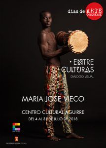 Entre culturas, de María José Vieco, llega al programa Días de arte conquense