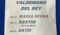 Este fin de semana celebra sus fiestas Valdemoro del Rey