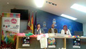 Este sábado, Guadalajara acoge la 4ª edición de la popular carrera de colores  Holi Life