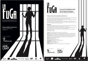 """Estival Cuenca estrena la obra de teatro inclusivo """"La Fuga"""""""