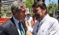 Eurocaja Rural asiste a las Fiestas de Las Hogueras de Alicante