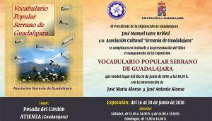 Exposición Vocabulario Popular Serrano en la Posada del Cordón de Atienza hasta  el 30 de junio