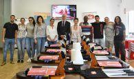 Fundación Eurocaja Rural y Grupo Tello Alimentación lanzan el primer curso de cortador de jamón dirigido a los empleados de la compañía
