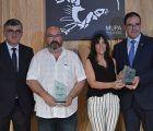 Gran ambiente y muchos premios en la gala provincial del deporte en edad escolar de Cuenca