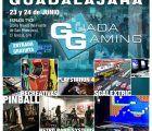 Guada Gaming, el primer Gran Evento de Videojuegos en Guadalajara, se celebrará los días 23 y 24 de junio