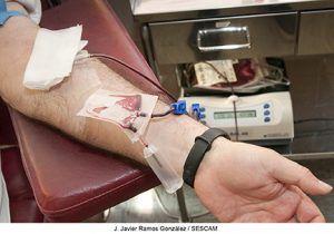 Guadalajara celebra el Día del Donante de Sangre con el objetivo de aumentar las donaciones para cubrir las necesidades de la provincia