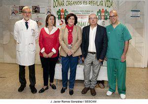 Guadalajara se suma a la celebración del Día Nacional del Donante de Órganos sensibilizando sobre la importancia de donar órganos y tejidos