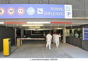 Jornada de puertas abiertas para conocer el nuevo aparcamiento del Hospital de Guadalajara