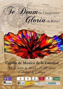 La Catedral de Cuenca acoge este sábado, con motivo del Año Santo Jubilar, un concierto del Coro de la Catedral