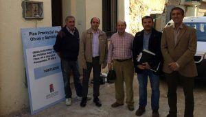 La Diputación de Guadalajara ayuda al municipio de Tortuero a reformar un edificio municipal