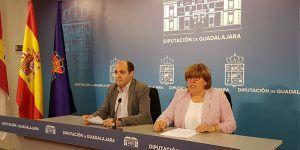 La Diputación de Guadalajara reafirma su apoyo al Geoparque de Molina–Alto Tajo con una ayuda económica de 25.000 euros