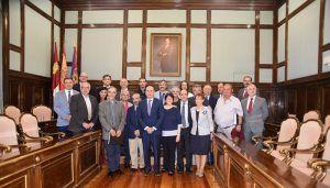 La Diputación de Guadalajara reconoce a sus trabajadores en la festividad del Sagrado Corazón