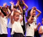 La Escuela Municipal de Música de Cabanillas da el do de pecho en el fin de curso