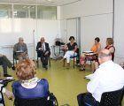 La Gerencia del Área Integrada inicia una ronda de contactos con todas las asociaciones de pacientes y familiares de Cuenca