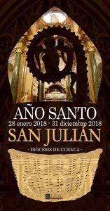 La JdC y el Obispado de Cuenca organizan la Procesión del Arca de San Julián, dentro del XVI Encuentro Diocesano de Hermandades