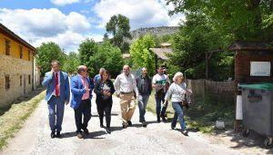 La Junta apuesta por llevar la igualdad real de oportunidades y el desarrollo a pequeños municipios de comarcas como la de Molina de Aragón
