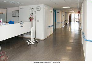 La Junta lleva a cabo una completa actuación en la planta 7B del Hospital de Guadalajara