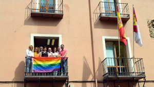 La Junta muestra su compromiso en la lucha contra la discriminación del colectivo LGBTI y la construcción de una sociedad igualitaria