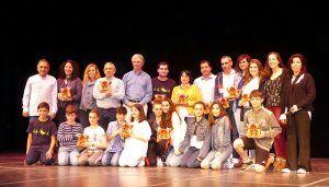 La Muestra de Artes Escénicas ConocerT despide su segunda edición con la participación de unos 250 jóvenes