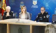 La Policía Local de Guadalajara realizará a partir del lunes una nueva campaña para reducir la accidentalidad de los peatones