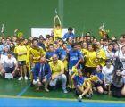 La SAFA de Sigüenza y el Sagrado Corazón de Guadalajara se alzan campeones del Guadalajoven 2018
