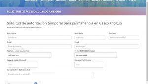 La solicitud de permanencia temporal en el Casco Antiguo de Cuenca ya se puede tramitar a través de la web municipal