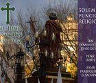 La V. H. del Bautista celebra un año más en clave solidaria los Cultos con motivo de la festividad de su Titular