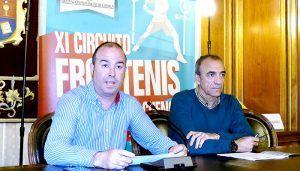 Las Pedroñeras y Villalpardo se estrenan en el XI Circuito de Frontenis Diputación de Cuenca 2018