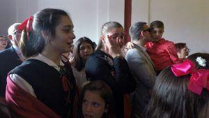 llorando en la capilla | Liberal de Castilla