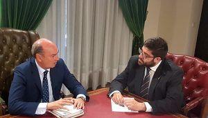 Los presidentes de las diputaciones de Guadalajara y Ávila estudian la posibilidad de colaborar en el ámbito turístico y cultural