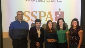 Los socios españoles y croatas de la SSPA, unidos en la necesidad de medidas que busquen una verdadera integración del medio rural en las políticas europeas