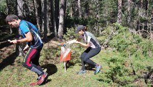 Luis Nogueira y Anna Serrallonga fueron los mejores orientadores en el VIII Trofeo Serranía de Cuenca