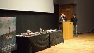 Mariscal destaca la calidad del documental 'El último confín. Los inuit del Oeste de Groenlandia'