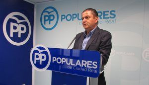 """Martín-Toledano asegura que el PP liderará la unidad del centro-derecha para frenar la alianza negra de Sánchez con los enemigos de la Constitución y de España"""""""