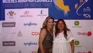 Merino: En Castilla-La Mancha hay que darle voz y participación a las mujeres rurales