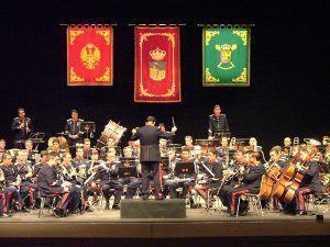 Música militar el miércoles 6 de junio en Buero Vallejo