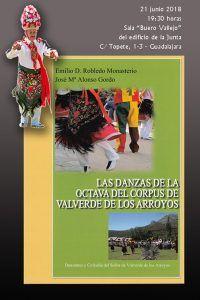 Nuevo libro sobre Valverde de los Arroyos