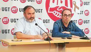 """Pedrosa (UGT CLM): """"El presidente de CECAM se repite como el ajo con el absentismo"""""""