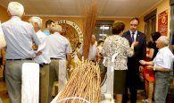 Prieto ve en el Museo del Mimbre una oportunidad para el municipio de Villaconejos de Trabaque