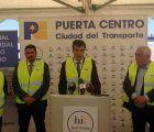 Román reivindica a la Junta el desdoblamiento de la carretera de Fontanar