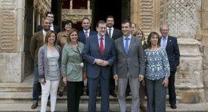 """Román sobre la marcha de Rajoy """"Se va una persona que siempre ha antepuesto los intereses de España a los de partido"""""""